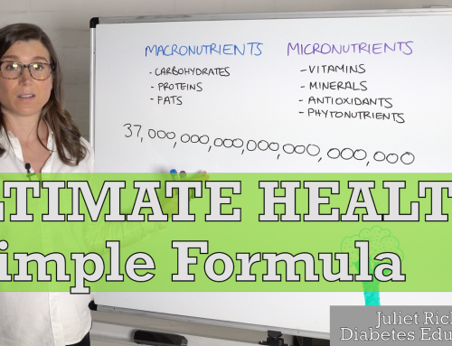 The Simple Formula For Ultimate Health